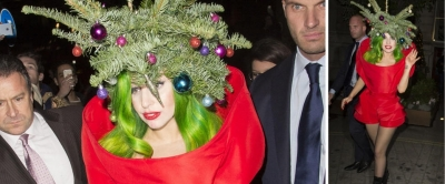 Lady Gaga X-MAS-TREE